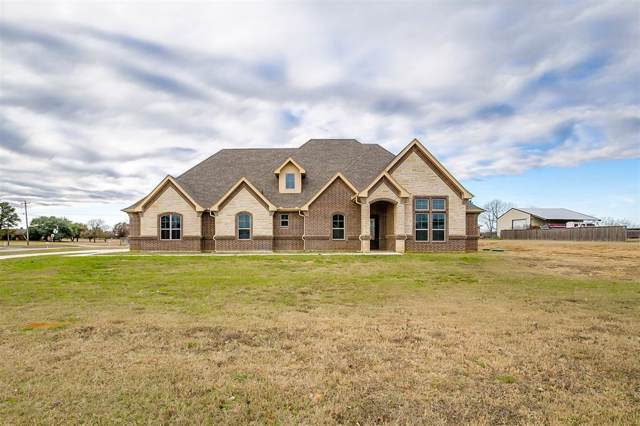 3501 Northcrest Drive, Keene, TX 76031 (MLS #14239449) :: All Cities Realty