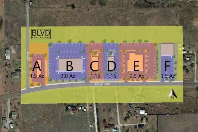 Lot A E Cook Street, Josephine, TX 75173 (MLS #14239463) :: The Mitchell Group