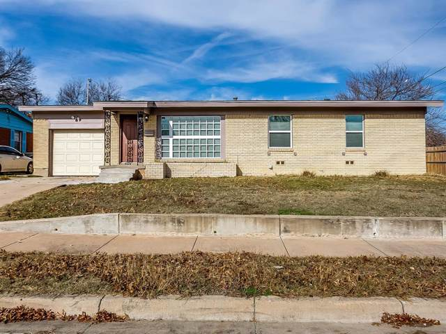 8304 Monmouth Drive, Fort Worth, TX 76116 (MLS #14239464) :: Team Tiller