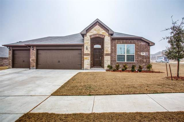 2500 Weatherford Heights Drive, Weatherford, TX 76087 (MLS #14239470) :: NewHomePrograms.com LLC