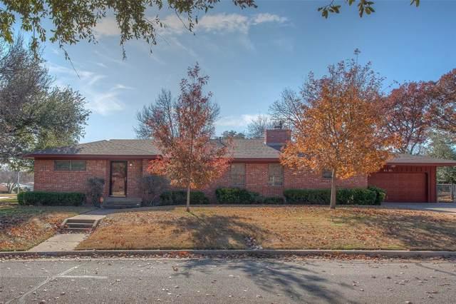 4101 Lanark Avenue, Fort Worth, TX 76109 (MLS #14239513) :: Trinity Premier Properties