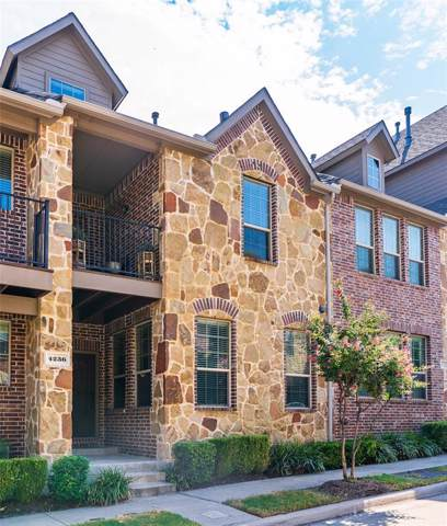 4236 Riverview Drive, Carrollton, TX 75010 (MLS #14239521) :: The Hornburg Real Estate Group