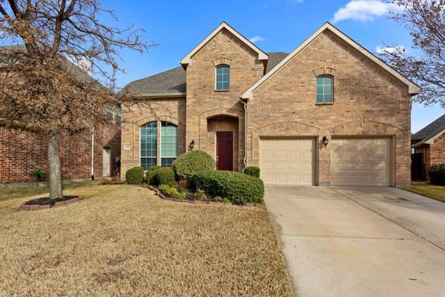 8394 Holliday Road, Lantana, TX 76226 (MLS #14239523) :: The Daniel Team