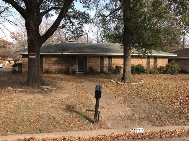2933 Oakridge Drive, Corsicana, TX 75110 (MLS #14239524) :: The Kimberly Davis Group