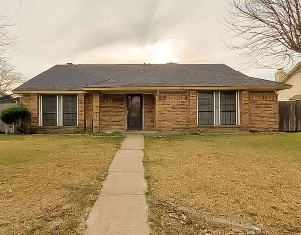 4710 Seaport Drive, Garland, TX 75043 (MLS #14239528) :: Potts Realty Group