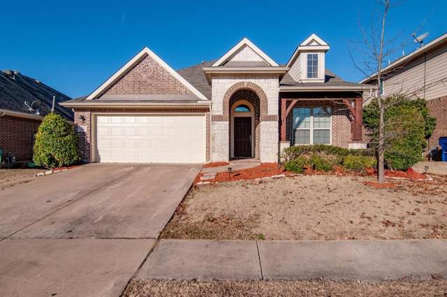 923 Silktree Drive, Fate, TX 75087 (MLS #14239531) :: The Heyl Group at Keller Williams