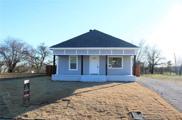 616 E Davis Avenue, Fort Worth, TX 76104 (MLS #14239533) :: The Mitchell Group