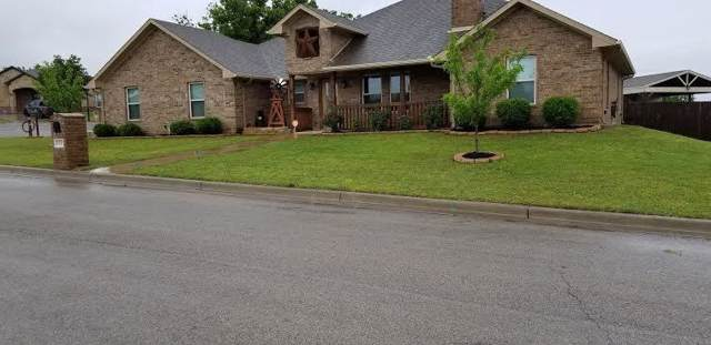 2205 Autumn Court, Mineral Wells, TX 76067 (MLS #14239537) :: Team Hodnett
