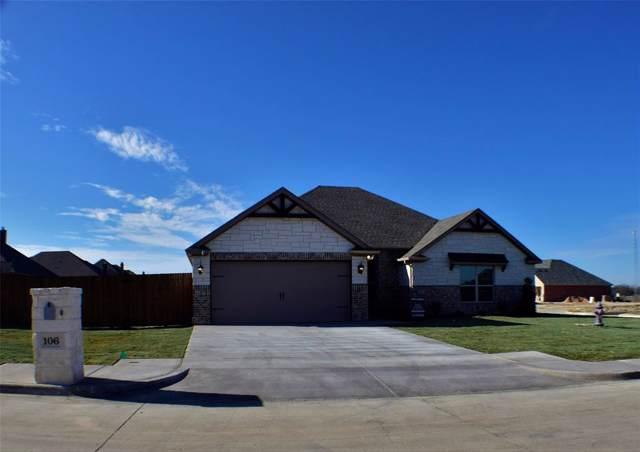 106 Nolan River Run, Godley, TX 76044 (MLS #14239564) :: The Mauelshagen Group