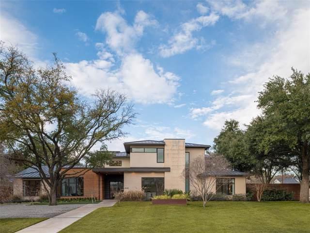 4545 San Gabriel Drive, Dallas, TX 75229 (MLS #14239565) :: Real Estate By Design