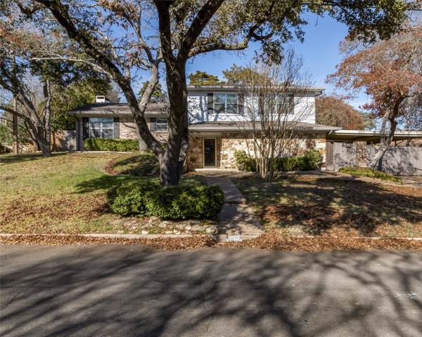 9817 Stony Point Drive, Woodway, TX 76712 (MLS #14239580) :: The Chad Smith Team