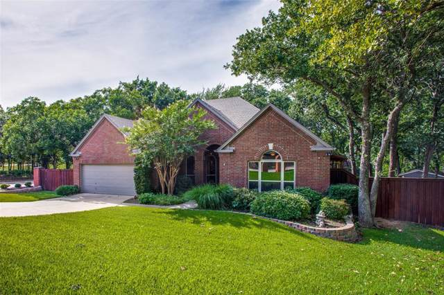 718 Preston Place, Grapevine, TX 76051 (MLS #14239603) :: All Cities Realty