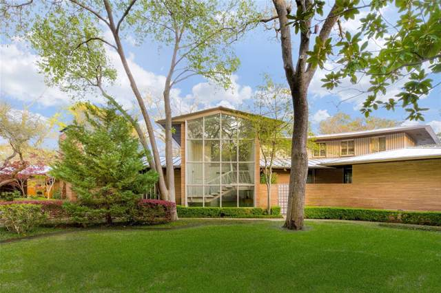 5350 S Dentwood Drive, Dallas, TX 75220 (MLS #14239607) :: The Mitchell Group