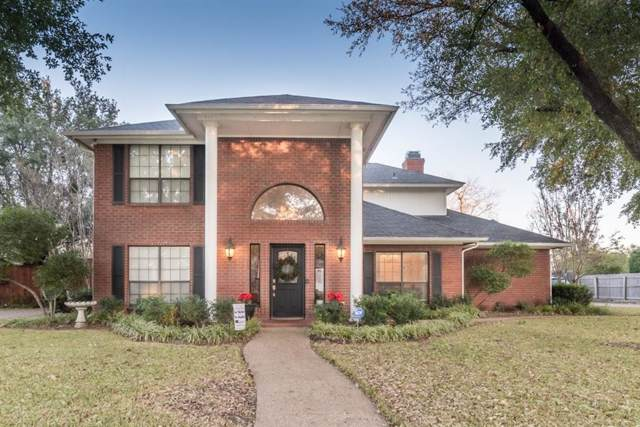 3737 Ben Creek Court, Fort Worth, TX 76008 (MLS #14239615) :: Team Hodnett