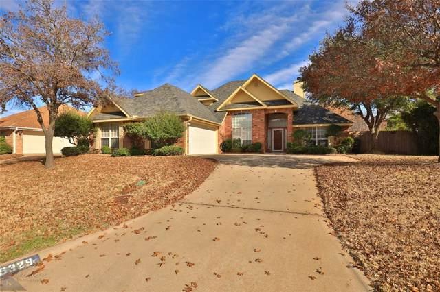 5329 Willow Ridge Road, Abilene, TX 79606 (MLS #14239616) :: RE/MAX Pinnacle Group REALTORS