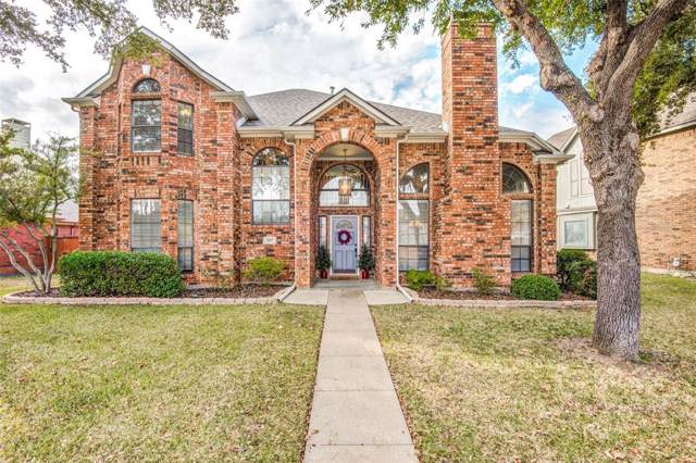 627 Allen Road, Coppell, TX 75019 (MLS #14239621) :: Hargrove Realty Group