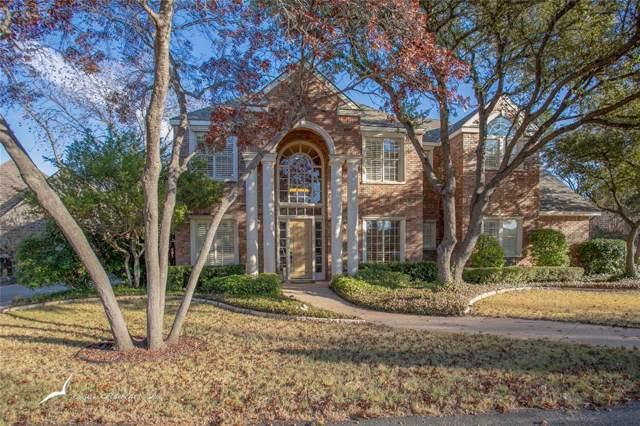 8 Lytle Place Drive, Abilene, TX 79602 (MLS #14239627) :: The Tierny Jordan Network