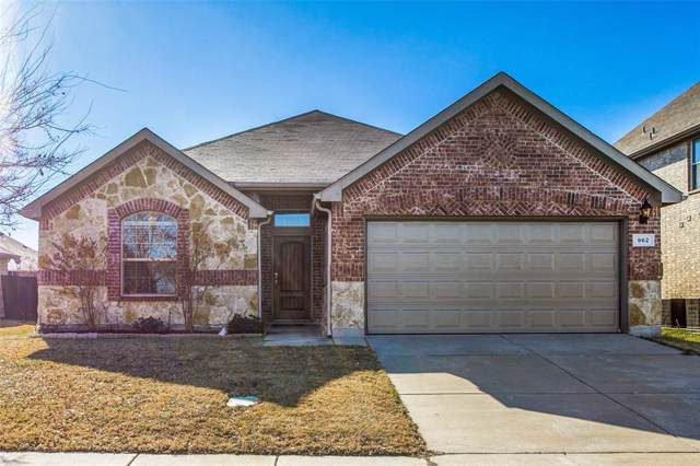 962 Crockett Drive, Lavon, TX 75166 (MLS #14239640) :: Tenesha Lusk Realty Group