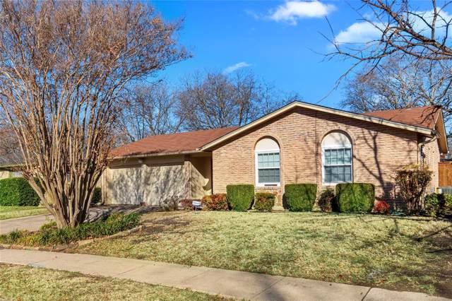 1405 Shelmar Drive, Arlington, TX 76014 (MLS #14239647) :: Tenesha Lusk Realty Group