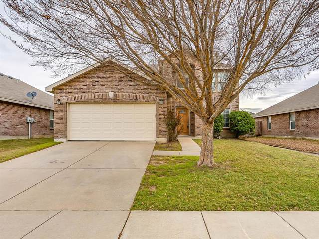 816 Cathy Drive, Burleson, TX 76028 (MLS #14239650) :: Hargrove Realty Group