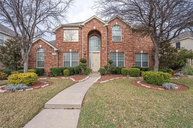 4485 White Rock Lane, Plano, TX 75024 (MLS #14239659) :: Van Poole Properties Group