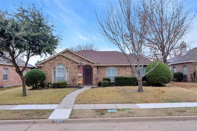 11302 Ocean Road, Frisco, TX 75035 (MLS #14239666) :: The Hornburg Real Estate Group