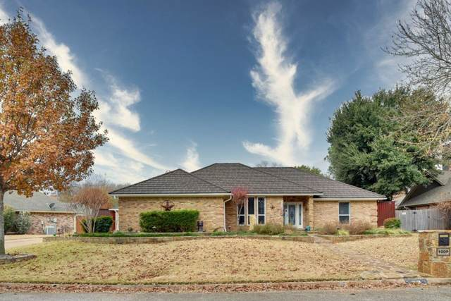 1009 Chasemore Drive, Mansfield, TX 76063 (MLS #14239667) :: All Cities Realty