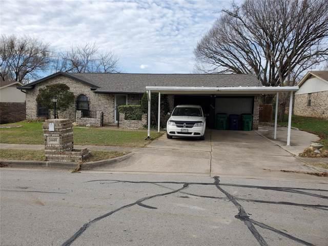 6609 Rickee Court, Watauga, TX 76148 (MLS #14239674) :: Baldree Home Team