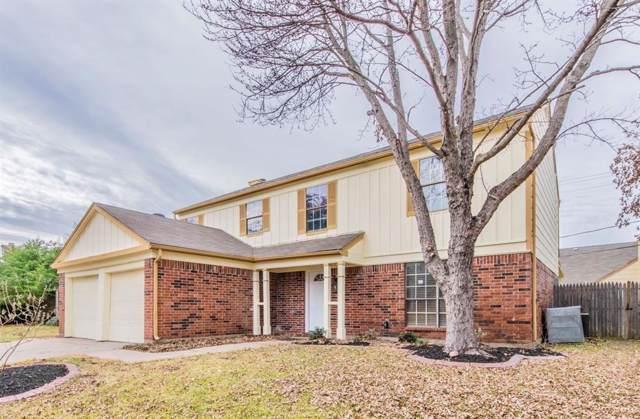 4106 Emerson Drive, Grand Prairie, TX 75052 (MLS #14239675) :: The Tierny Jordan Network