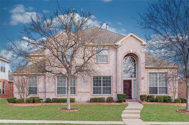 1617 Clarke Springs Drive, Allen, TX 75002 (MLS #14239686) :: The Good Home Team