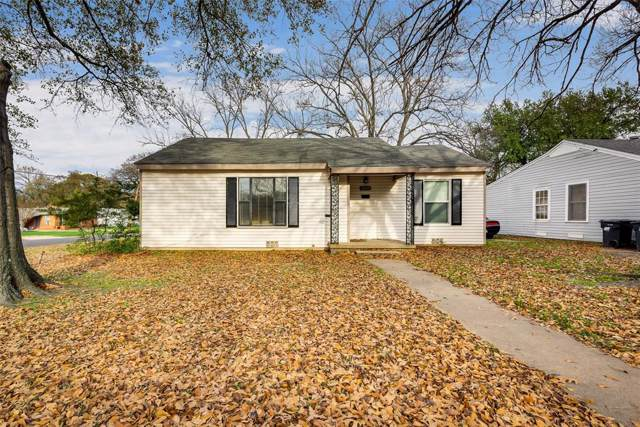1029 N 23 1/2 Street, Corsicana, TX 75110 (MLS #14239688) :: The Kimberly Davis Group