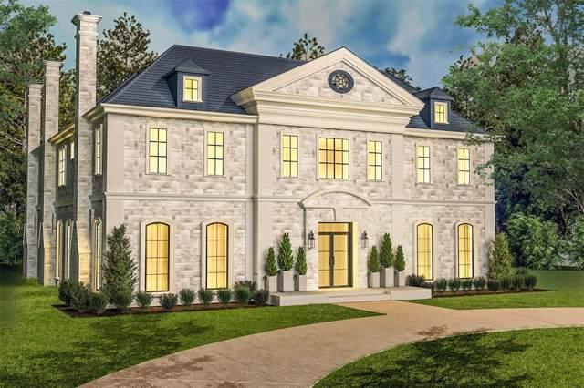 4445 Rheims Place, Highland Park, TX 75205 (MLS #14239694) :: Robbins Real Estate Group