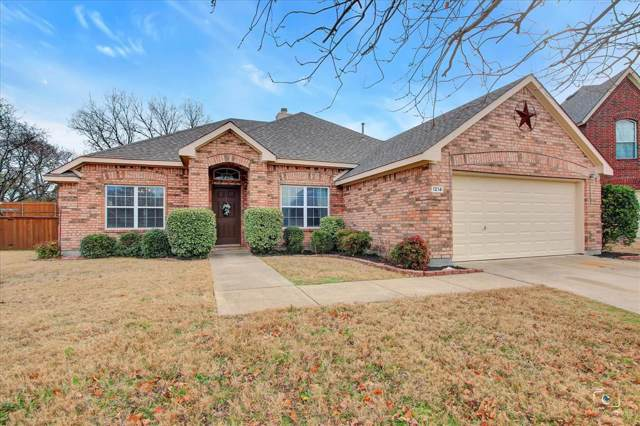 1214 Lake Trail Court, Wylie, TX 75098 (MLS #14239696) :: Baldree Home Team