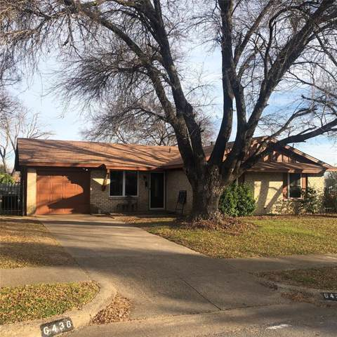 6436 Moonhill Drive, Dallas, TX 75241 (MLS #14239697) :: Robbins Real Estate Group