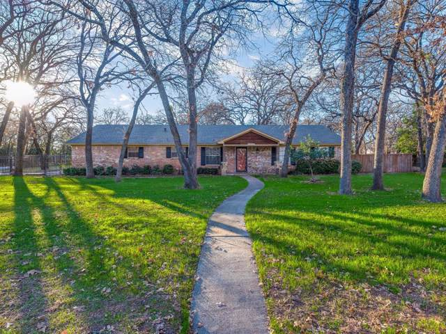 1001 Hillview Drive, Keller, TX 76248 (MLS #14239707) :: Tenesha Lusk Realty Group