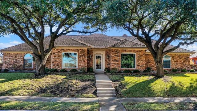 6102 Lakeshore Drive, Rowlett, TX 75089 (MLS #14239717) :: Tenesha Lusk Realty Group