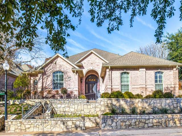 6314 Fershaw Place, Fort Worth, TX 76116 (MLS #14239734) :: The Heyl Group at Keller Williams