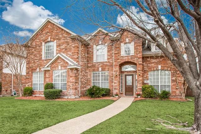 4523 Cape Charles Drive, Plano, TX 75024 (MLS #14239757) :: Van Poole Properties Group