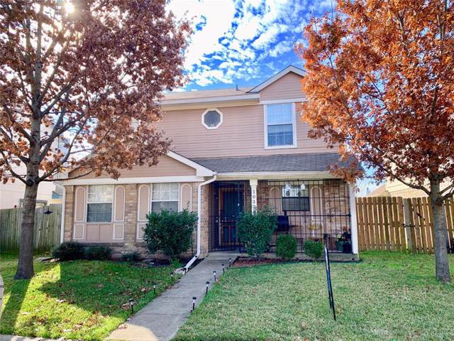 10328 Wood Heights Drive, Dallas, TX 75227 (MLS #14239778) :: The Chad Smith Team
