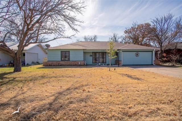 4317 S 5th Street, Abilene, TX 79605 (MLS #14239784) :: The Hornburg Real Estate Group