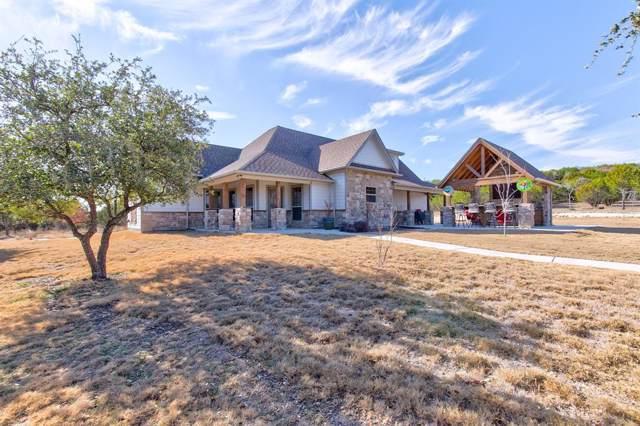 1255 Sunfish Point, Bluff Dale, TX 76433 (MLS #14239803) :: The Kimberly Davis Group