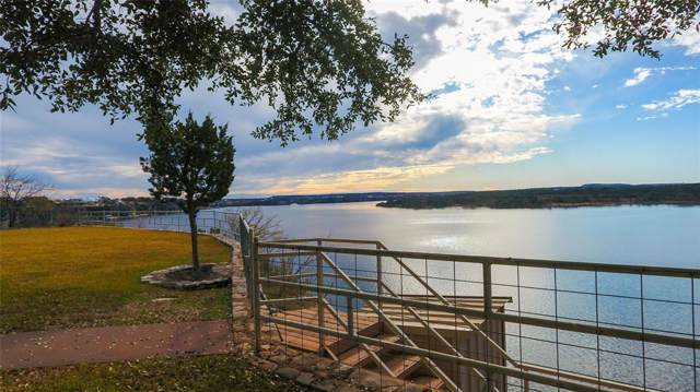 1011 N Mesquite Ridge, Possum Kingdom Lake, TX 76449 (MLS #14239812) :: Keller Williams Realty
