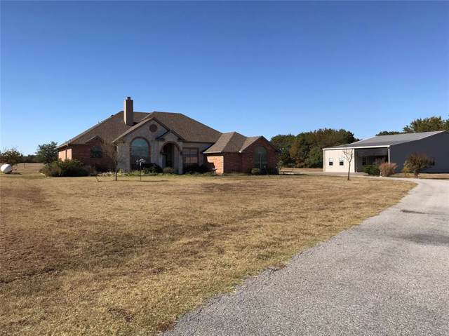 2677 Farm To Market 2729 Road, Whitewright, TX 75491 (MLS #14239813) :: The Heyl Group at Keller Williams