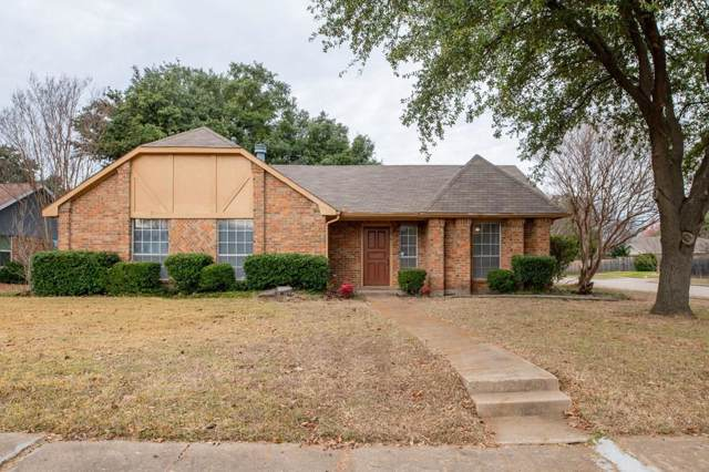 501 Trail View Lane, Garland, TX 75043 (MLS #14239819) :: Robbins Real Estate Group