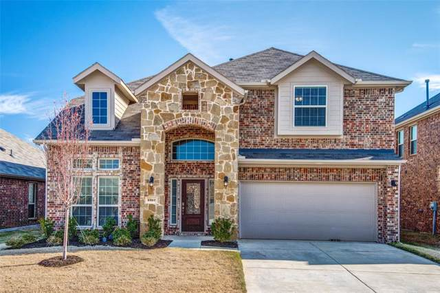 4317 Lakeview Drive, Frisco, TX 75036 (MLS #14239833) :: Real Estate By Design