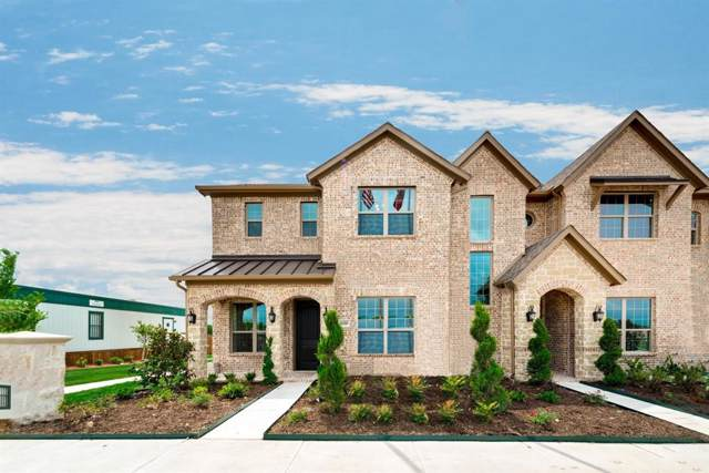 6206 Rainbow Valley Place, Frisco, TX 75035 (MLS #14239835) :: The Heyl Group at Keller Williams