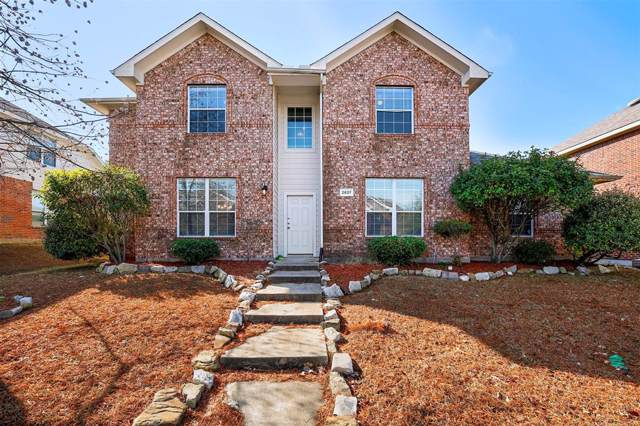 2827 Clear Creek Drive, Rockwall, TX 75032 (MLS #14239852) :: All Cities Realty