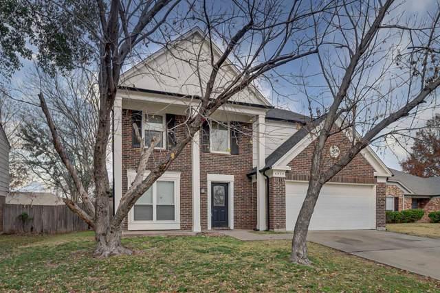 6925 Wooddale Drive, Watauga, TX 76148 (MLS #14239854) :: The Chad Smith Team