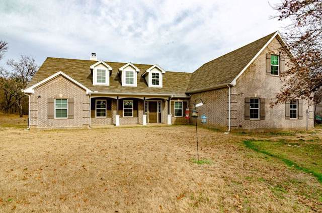 1340 County Road 903, Cleburne, TX 76033 (MLS #14239866) :: The Kimberly Davis Group