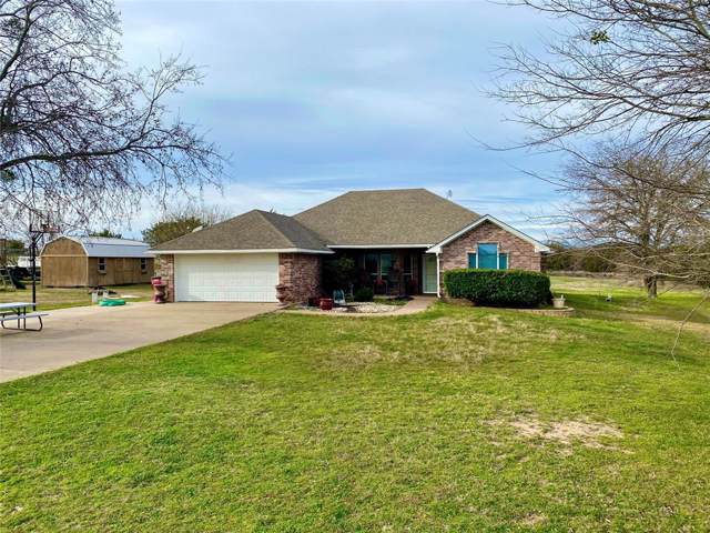 181 Deer Shadow Circle, Whitney, TX 76692 (MLS #14239910) :: The Good Home Team